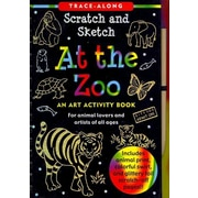 At the Zoo Scratch & Sketch (An Art Activity Book for Animal Lovers & Artists of All Ages)