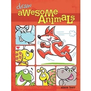 Draw Awesome Animals (Kids DIY)