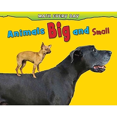 Animals Big and Small (Math Every Day)