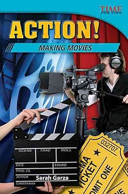 Action! Making Movies (library bound) (Time for Kids Nonfiction Readers)