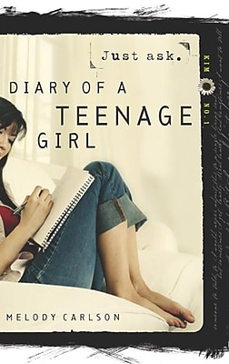 Just Ask (Diary of a Teenage Girl: Kim, Book 1)