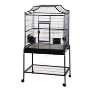 A&E Cage Co. Elegant Style Flight Cage; Platinum