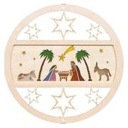 Alexander Taron Nativity Ornament