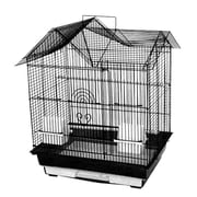 A&E Cage Co. House Top Cage; Charcoal