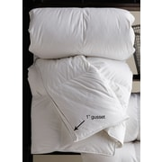 Down Inc. Winter Weight Polyester Filled  Duvet Insert; Oversized King
