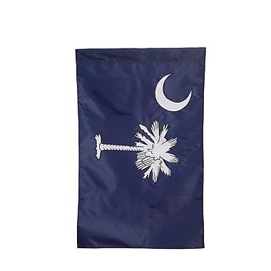 Evergreen Flag & Garden South Carolina Vertical Flag; 18'' H x 12.5'' W