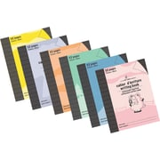 "Louis Garneau Exercise Books, Interlined-Dotted, 9-1/4"" x 7-1/4"""