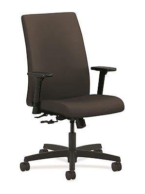 HON® Ignition® Mid-Back Office/Computer Chair, Espresso