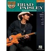 Brad Paisley: Guitar Play-Along Volume 117 (Book/CD) (Hal Leonard Guitar Play-Along)