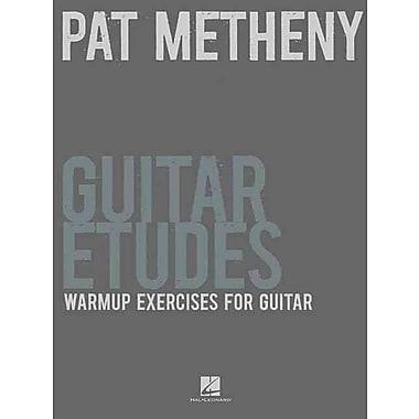 Pat Metheny Guitar Etudes - Warmup Exercises for Guitar