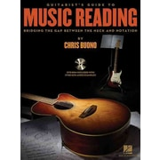 Guitarist's Guide to Music Reading: Bridging the Gap Between the Neck and Notation (Book/DVD-ROM)