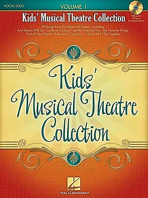 Kids' Musical Theatre Collection - Volume 1 (Vocal Collection)