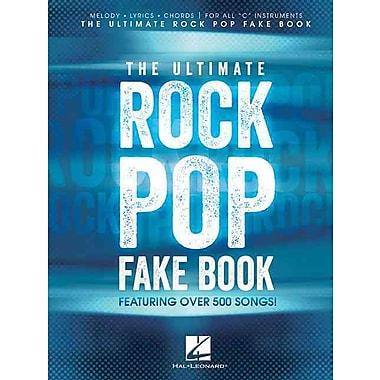 The Ultimate Rock Pop Fake Book