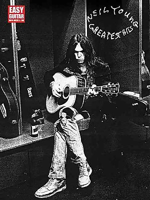 Neil Young: Greatest Hits- Easy Guitar with Notes and Tab