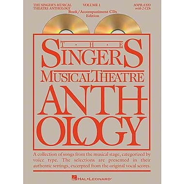 Singer's Musical Theatre Anthology - Volume 1: Soprano Book/Online Audio (Singer's Musical Theatre Anthology (Songbooks))