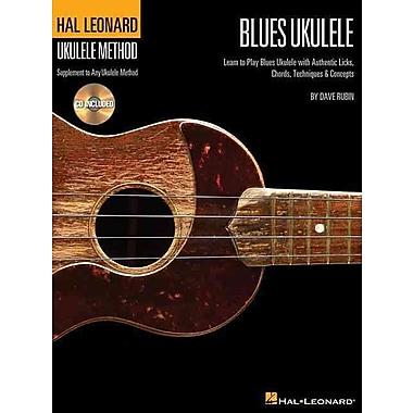 Hal Leonard Blues Ukulele (Book/CD) (Hal Leonard Ukulele Method)