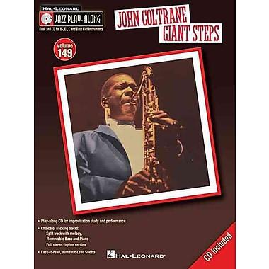 John Coltrane - Giant Steps: Jazz Play-Along Volume 149 (Book/CD)