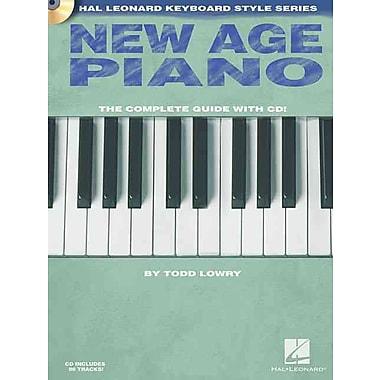 New Age Piano: Hal Leonard Keyboard Style Series (Book/CD)
