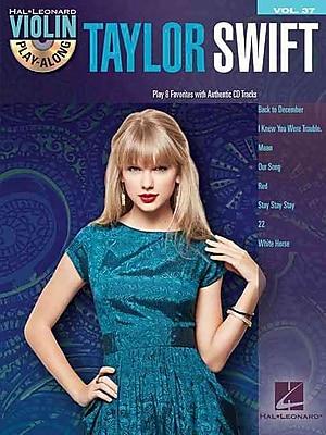 Taylor Swift - Violin Play-Along Volume 37 (Book/CD)