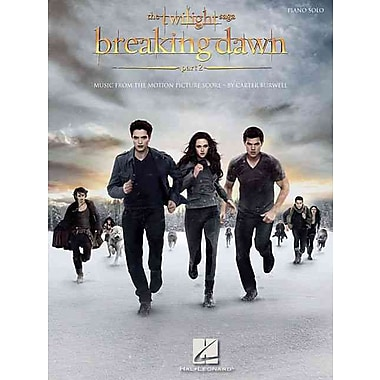 Twilight: Breaking Dawn Part 2 - Music From The Motion Picture Score (The Twilight Saga: Piano Solo)