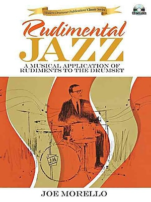 Rudimental Jazz (Book/Cd) (Modern Drummer Publications' Classics)