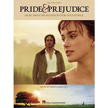 Pride and Prejudice: Music from the Motion Picture Soundtrack (Big Note Piano)