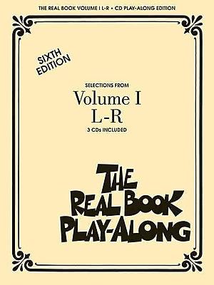 Real Book Vol. 1 L-R Play-Along CDs (Real Book Play-Along)