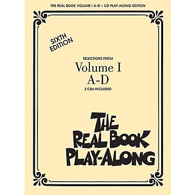Real Book Vol. 1 A-D Play-Along CDs (Real Book Play-Along)
