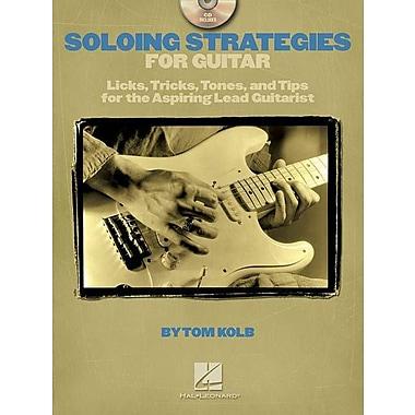 Soloing Strategies for Guitar - Bk/CD