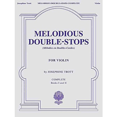 Melodious Double-Stops, Complete Books 1 and 2 for the Violin