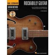 Rockabilly Guitar - Stylistic Supplement To The Hal Leonard Guitar Method Bk/Cd