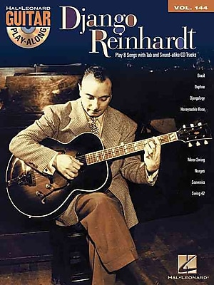 Django Reinhardt - Guitar Play-Along Volume 144