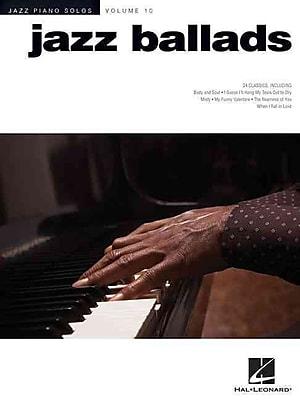Jazz Ballads: Jazz Piano Solos Series Volume 10 (Jazz Piano Solos (Numbered))