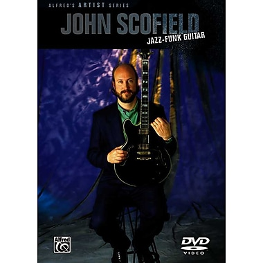 John Scofield -- Jazz-Funk Guitar (DVD) (Alfred's Artist Series)