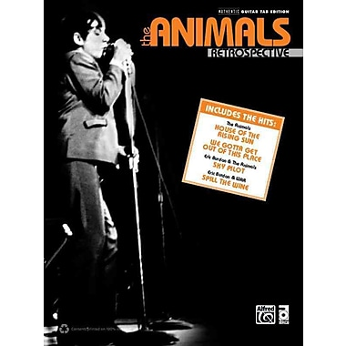 The Animals -- Retrospective Guitar TAB Songbook: Guitar TAB (Guitar Tab Editions)