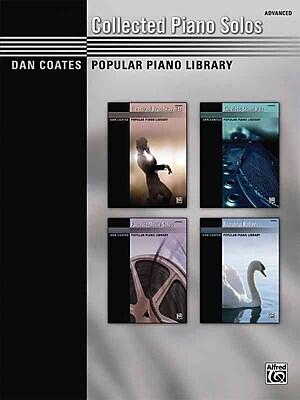 Collected Piano Solos (Dan Coates Popular Piano Library)