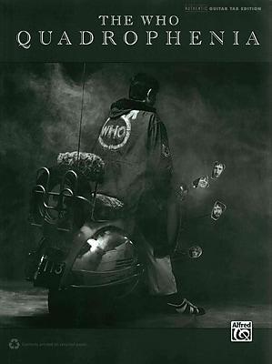 The Who -- Quadrophenia: Authentic Guitar TAB