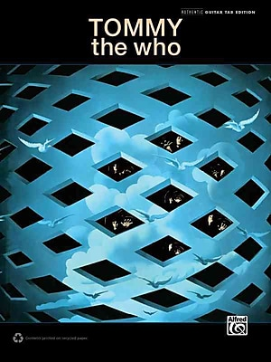 The Who -- Tommy: Guitar TAB (Guitar Tab Editions)