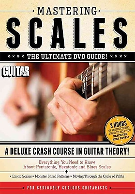 Mastering Scales: A Deluxe Crash Course in Guitar Theory! (Guitar World)