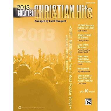 2013 Greatest Christian Hits: Easy Piano (Greatest Hits)