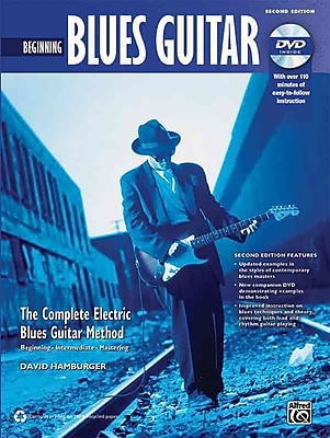 Complete Blues Guitar Method: Beginning Blues Guitar (Book & DVD)