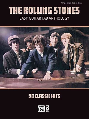 Rolling Stones Easy Guitar TAB Anthology