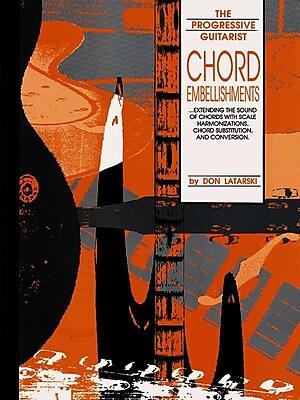 Chord Embellishments (The Progressive Guitarist)