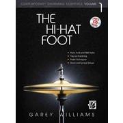 The Hi-Hat Foot (Book & MP3 CD) (Contemporary Drumming Essentials)