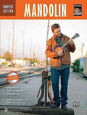 Mandolin Method Complete (Book & MP3 CD) (Complete Method)