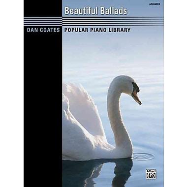 Dan Coates Popular Piano Library -- Beautiful Ballads