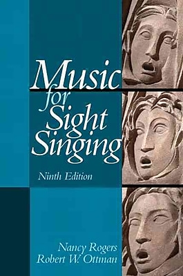 Music for Sight Singing Plus MySearchLab with eText -- Access Card Package (9th Edition)