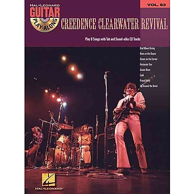 CREEDENCE CLEARWATER REVIVAL VOLUME 63 BK/CD