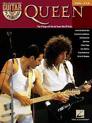 Queen - Guitar Play-Along Volume 112 (Book/Cd)