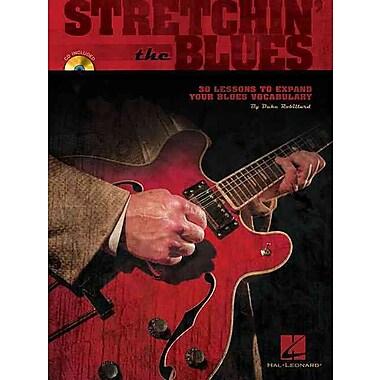Stretchin' the Blues (Book/CD)